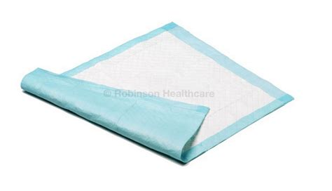 incontinence pads for bed readi disposable incontinence bed pads 60 x 90cm 1400ml absorbency pack of 25