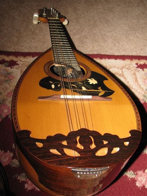 Suzuki Mandolin A Suzuki Mandolin Made By Kiso Suzuki Violin Co L T D