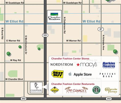 layout of chandler mall apartments in chandler arizona chandler meadows