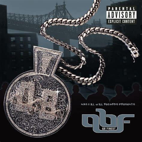 Ill Records Nas Ill Will Records Presents Queensbridge The Album Qb Finest And