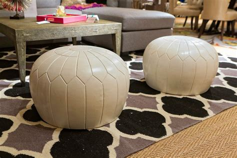 pouf ottoman nursery moroccan pouf ottoman for nursery how to stuff a