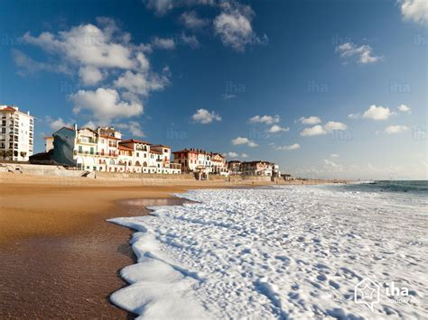 Hossegor rentals for your vacations with IHA direct