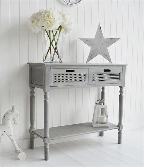 British Colonial Bedroom Furniture british colonial furniture range in grey console table