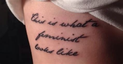 tattoo font generator jane austen quot this is what a feminist looks like quot rib tattoo in jane
