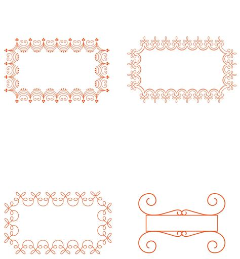 Place Card Templates by Homebodies Placecard Templates