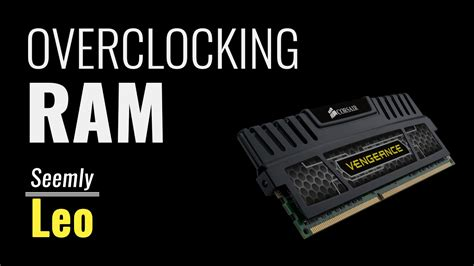 best ram frequency overclocking ram frequency latency optimization