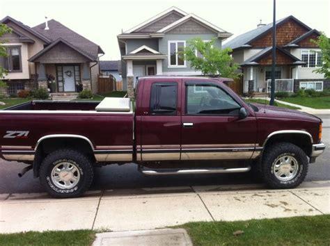 1998 gmc 1500 z71 truck for sale in deer
