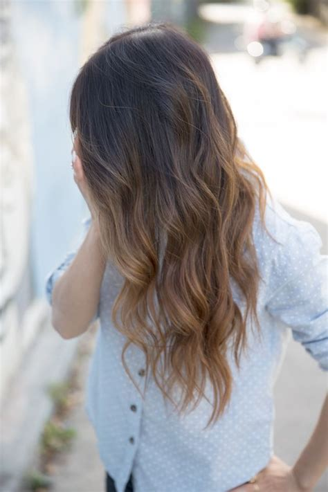 hairstyles that wont wash out brown eyes and olive skin 35 soft subtle and sophisticated sombre hair color ideas
