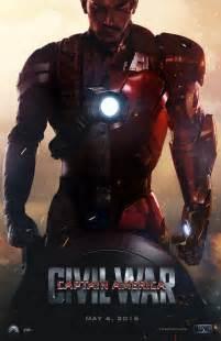 Captain america civil war movie poster by ancoradesign on deviantart