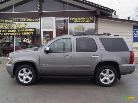 Chevy Tahoe 2007 by 2007 Tahoe Ltz Autos Post