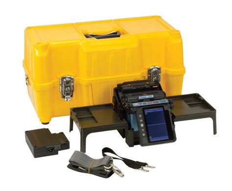 Fusion Splicer Fujikura Fsm 70s Bergaransi Resmi fujikura fsm 70s fusion splicer kit with cleaver battery and cord