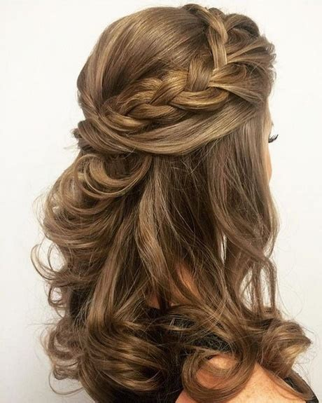 prom hairstyles for medium length hair with braids braid prom hairstyles 2018