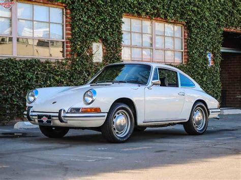 Porsche C 911 by 1968 Porsche 911 For Sale Classiccars Cc 1043246