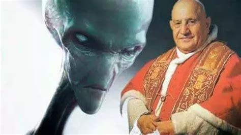 lo que el papa 8466658807 lo que le dijeron los extraterrestres al papa juan xxiii