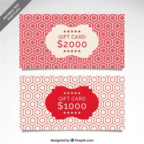 Gift Card Template Ai by Cmyk Gift Card Template Vector Free