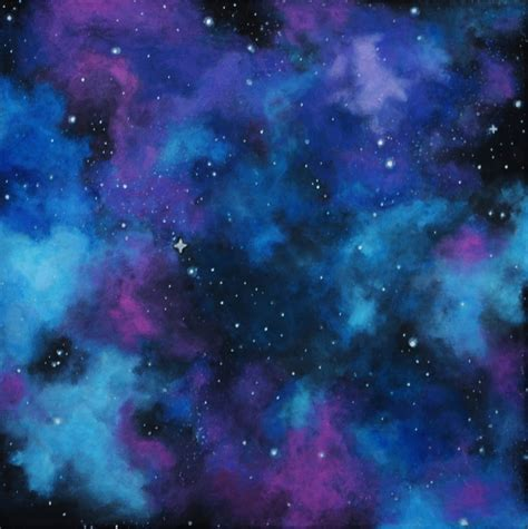 Galaxy Lights by Light Blue Galaxy By H3llogalaxy On Deviantart