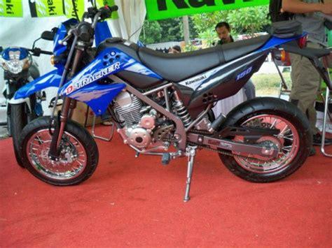 Kawasaki D Tracker 50cc trail kawasaki d tracker 150cc jual motor kawasaki d