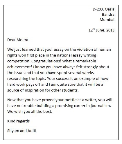 Business Letter Complimentary Compliment Letter Sle