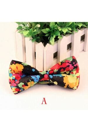 Choker Ready Beli 5 Gratis 1 A9 miami flamingo print made to order wedding prom or special event s bow tie