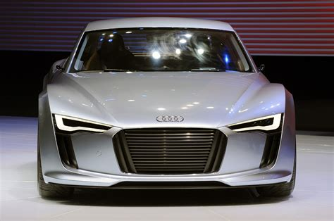 Audi R4 by Audi R4 To Be Launched In 2013 Machinespider