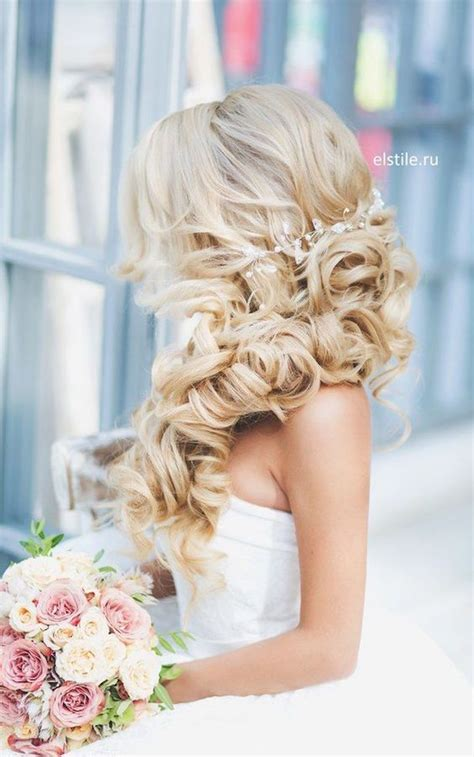 Side Swept Wedding Hairstyles by Side Swept Wedding Hairstyles