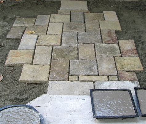 Patio Molds Concrete Pavers Paver Stones 171 Cottage Ltd