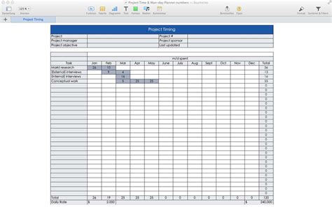 Numbers Spreadsheet by Templates For Iwork Pro Mac Made For Use