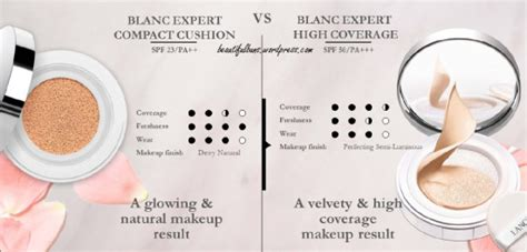 Lancome Blanc Expert Cushion Compact review lancome blanc expert cushion compact high coverage