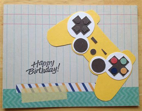 Birthday Boy Card Ideas