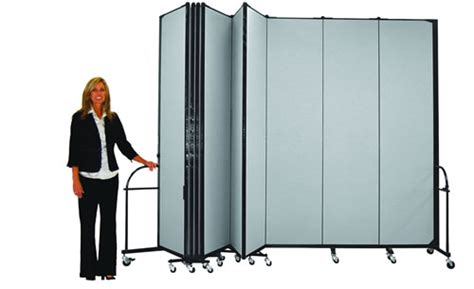 screenflex heavy duty room dividers vs standard dividers