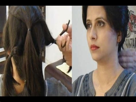 ladies haircut story haircut stories ep 2 recall makeover haircut part1 short