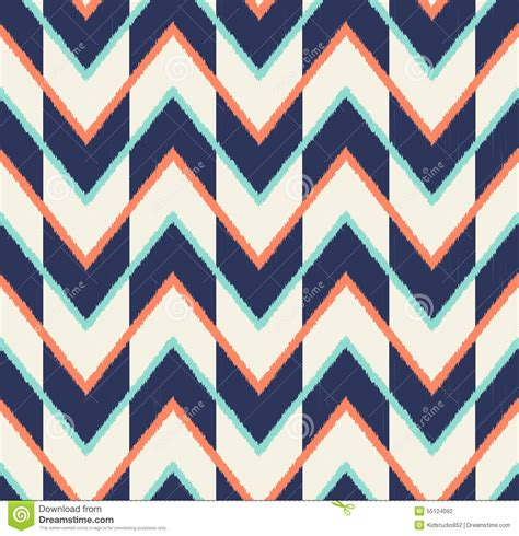 seamless arrow pattern seamless multicolor arrow pattern stock vector image