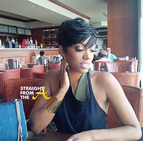 porsha stewart hair line new doo alert porsha stewart sheds her weave and comes up