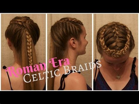 celtic warrior hair braids celtic warrior braids inspired by the film quot centurion