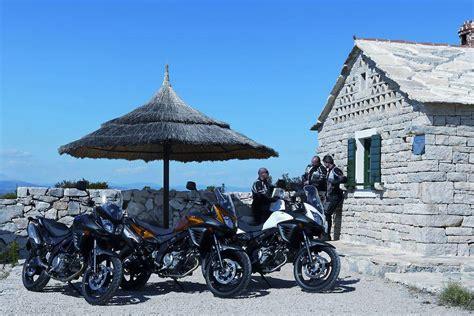 Motorrad Berwintern Garage by Markenoffene Motorrad Reisen Suzuki Feuerstuhl Das