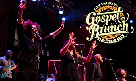house of blues sunday brunch house of blues gospel brunch 10am at house of blues las