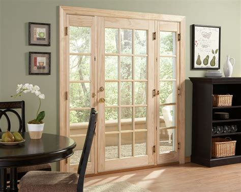 Ashworth R Patio Door With Venting Sidelites By Woodgrain Ashworth Patio Doors