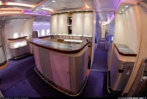 Airbus A380 1st Class Cabin by Emirates Airline World