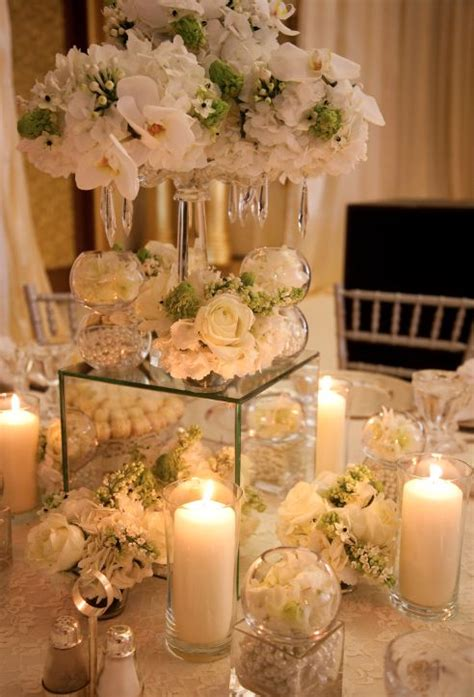 mirror table centerpieces sale crystals and mirrors by ali bakhtiar centerpieces