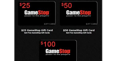 Game Stop Gift Cards - free gamestop gift card code and pin infocard co
