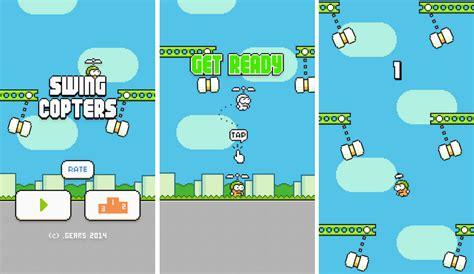 flappy bird swing copters dong nguyen s follow up to flappy bird swing copters is