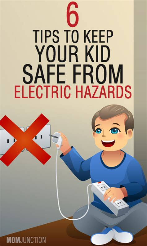 electrical safety for and teaching tips