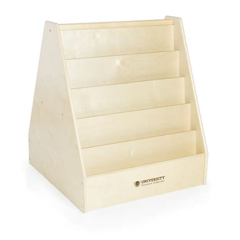 5 Shelf Book by 5 Shelf Book Display 2 Sided 71 Cm 28 Quot Birch Plywood