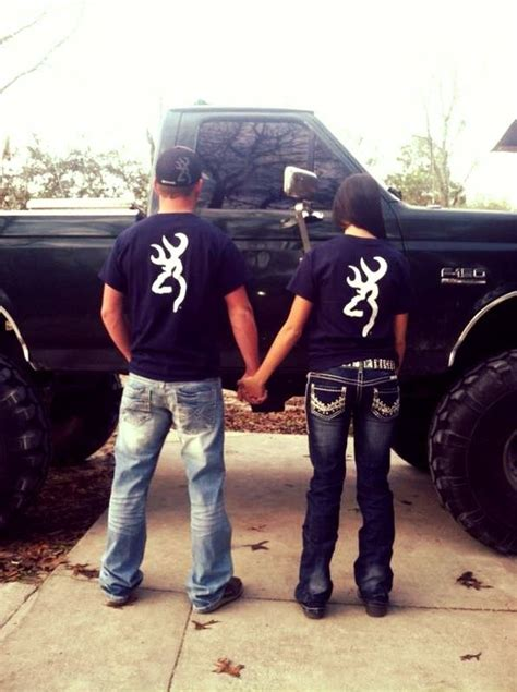 Matching Shirts For Country Couples Matching Shirts Browning I You