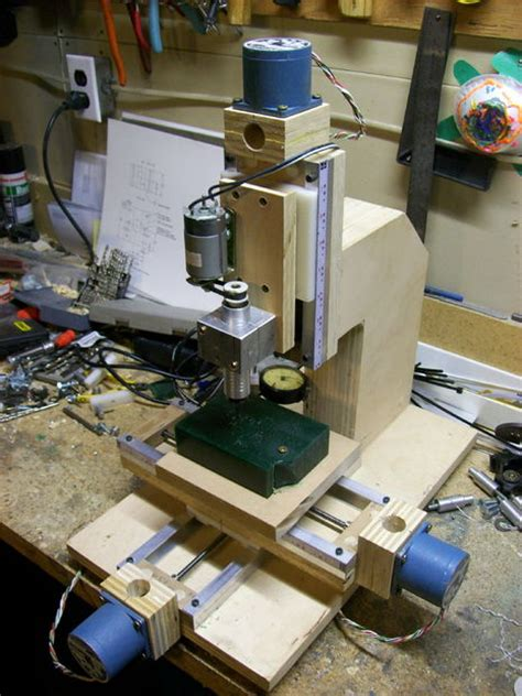 Best Handmade Machines - how to make a mini milling machine manual or cnc