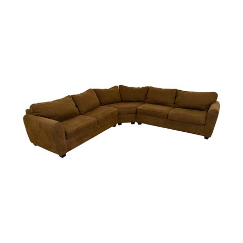 brown l shaped sofa sectionals used sectionals for sale