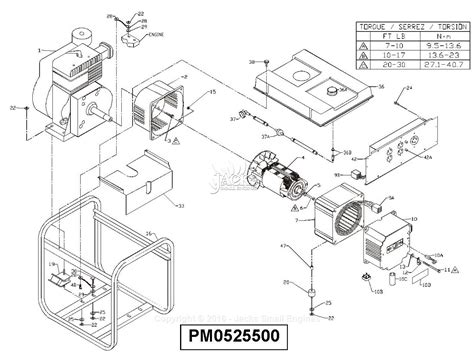 powermate generator wiring diagram wiring diagram