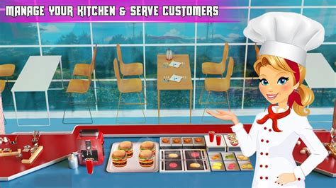 burger shop apk full version mod cooking burger chef kitchen game android apps on
