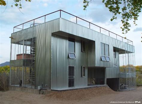 residential home blueprint residential metal building cantilever house combines commercial steel and residential