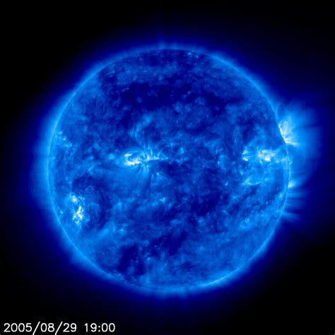 Ultraviolet Light by Could A Brightening Sun Cool The Earth Climate Central